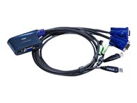 Aten 2 Port USB KVM Switch