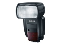 Canon Speedlite 600EX II-RT - Hot-shoe clip-on flash - 60 (m) - for Canon XC10; EOS 1300, 5D, 77, 7D, 80, 800, 9000, Kiss X80, Kiss X9i, Rebel T6, Rebel T7i