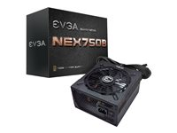 EVGA SuperNOVA 750 B1 - Power supply (internal) - 80 PLUS Bronze