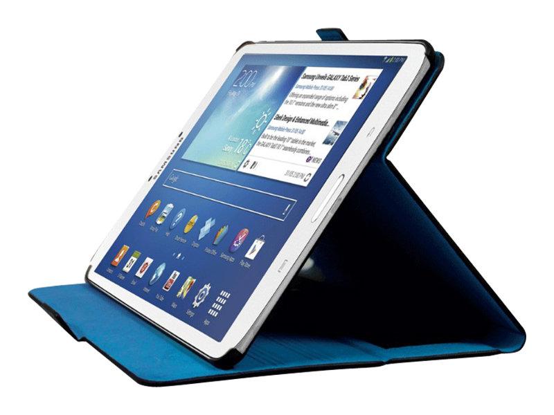 PORT CHELSEA - Coque de protection pour pour Samsung Galaxy Tab 3 (8 pouces) - noir