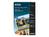 Epson - Ledger B Size (11 in x 17 in) - 105 g/m² - 100 pcs. paper - for Stylus Pro 38XX, Pro 4800, Pro 7800, Pro 9800; Stylus Photo R2400, R2880; WorkForce 1100