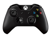 Microsoft Xbox One Wired Controller + Cable for Windows Gamepad