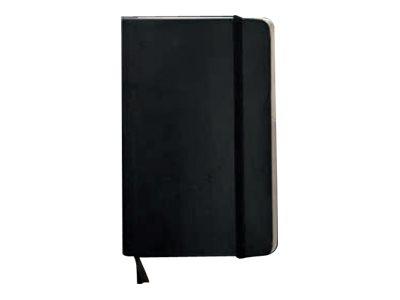 Moleskine Pocket - Carnet - 9 x 14 cm - 192 pages - uni - noir
