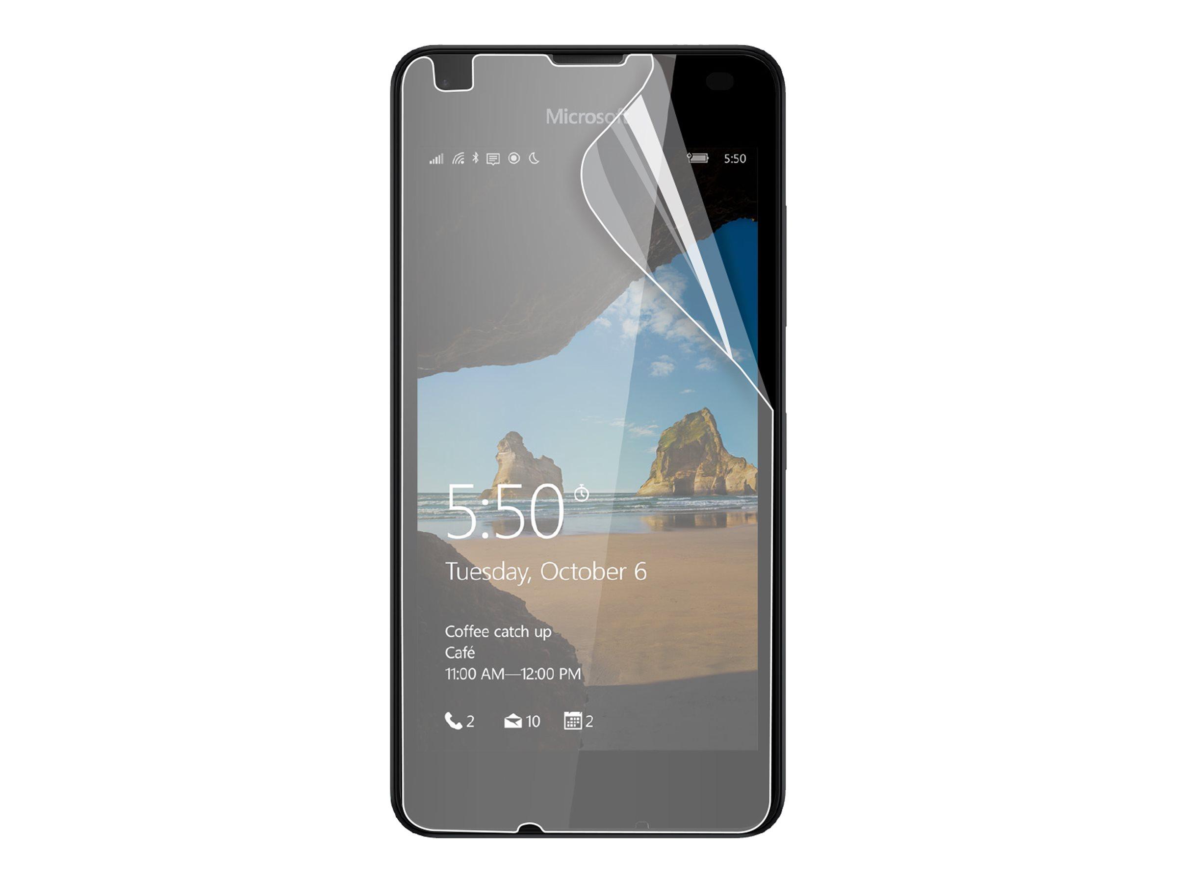 Muvit - 2 films de protection pour écran - pour Microsoft Lumia 550