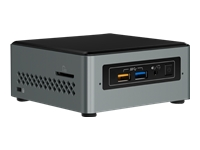 Intel Next Unit of Computing Kit NUC6CAYS Barebone mini PC