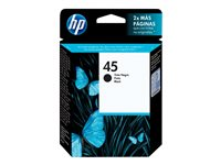 HP 45 - 42 ml - black