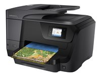 HP Officejet Pro 8710 All-in-One - Impresora multifunción - color
