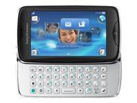 Sony Ericsson txt pro - Cellular phone - microSDHC slot