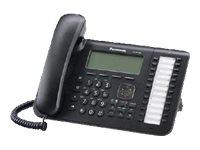 Panasonic KX-NT546 - Teléfono VoIP - negro