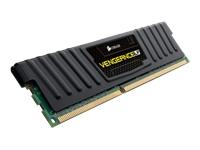 CORSAIR Vengeance DDR3 8 GB: 2 x 4 GB DIMM 240-pin lav profil