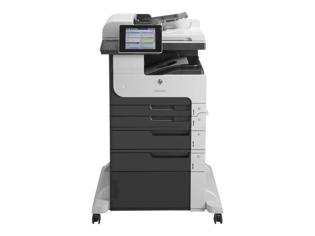 Image of HP LaserJet Enterprise 700 MFP M725f - multifunction printer ( B/W )