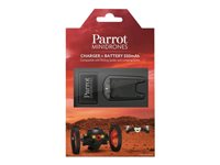 Parrot - Drone battery charger + battery Li-pol 550 mAh - on cable: Micro-USB