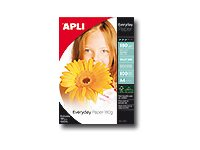 APLI PAPER Everyday Paper - Papier photo brillant - brillant - A4 (21 x 29,7 cm) - 180 g/m² - 20 feuilles