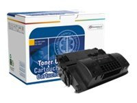 Image of Dataproducts - High Yield - black - remanufactured - toner cartridge ( replaces HP 64X )