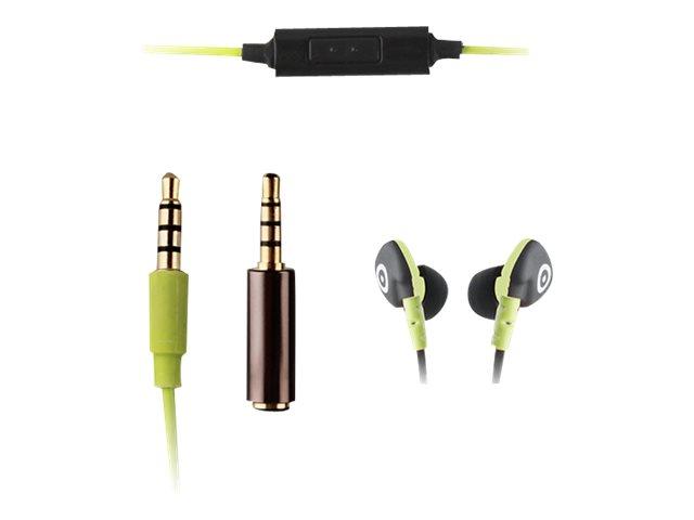 Muvit MUHPH0062 - Sport - écouteurs avec micro