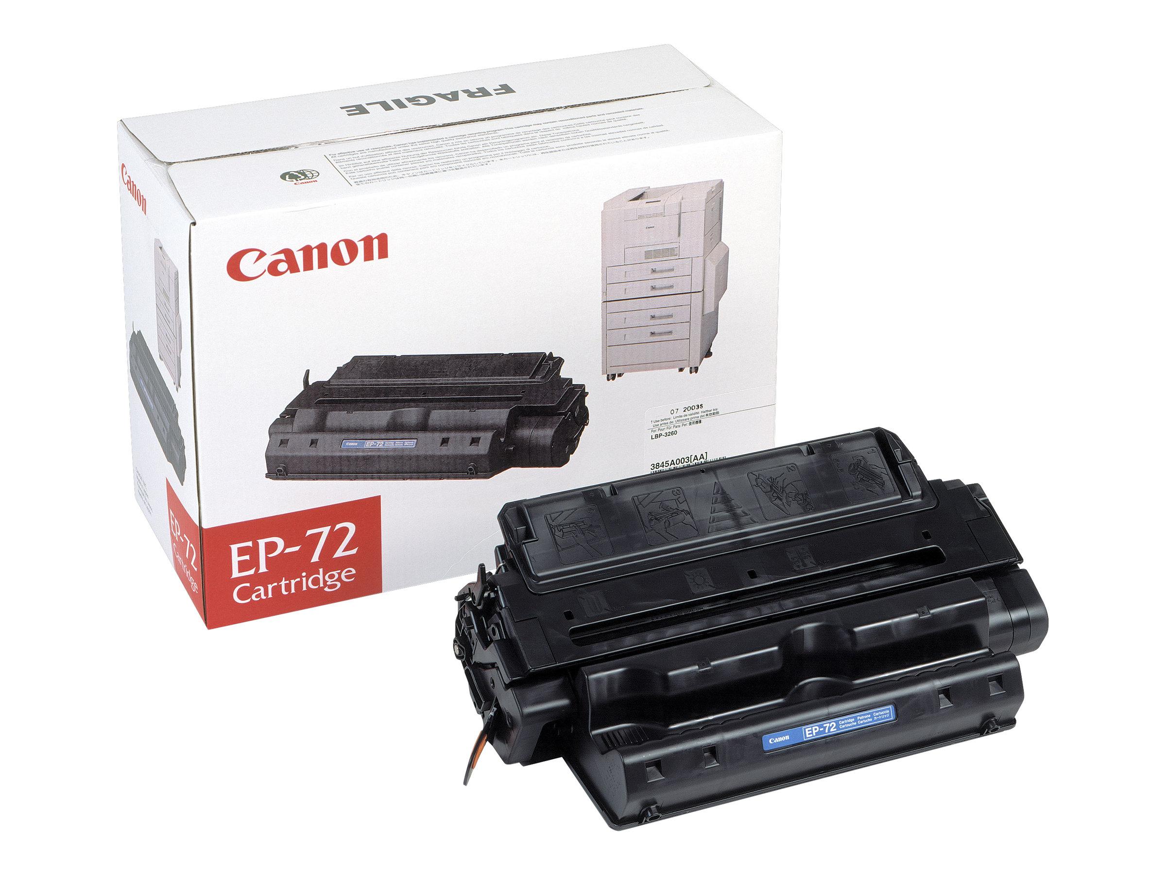 Canon EP-72 - noir - originale - cartouche de toner