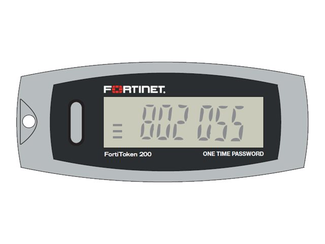 Fortinet Fortitoken 20Pcs 1X Pass Word Timebase Pe