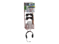 Atlantic Wall Mount Game Rack