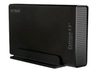 "MS-Tech LU-387S Lagringspakning 3.5"" SATA 3Gb/s 300 MBps USB 3.0"