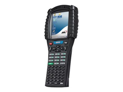 "AML M7225 - Data collection terminal - Windows Embedded CE 6.0 R2 - 3.5"" color TFT (240 x 320) - barcode reader - (laser) - USB host - microSD slot - Wi-Fi"