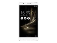 ASUS ZenFone 3 Ultra (ZU680KL) - argent glacé - 4G LTE - 64 Go - TD-SCDMA / UMTS / GSM - smartphone Android