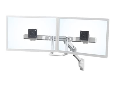Ergotron HX Dual Monitor Wall Mount Arm