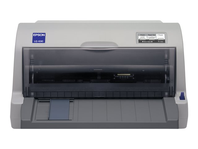 Image of Epson LQ 630 - printer - monochrome - dot-matrix