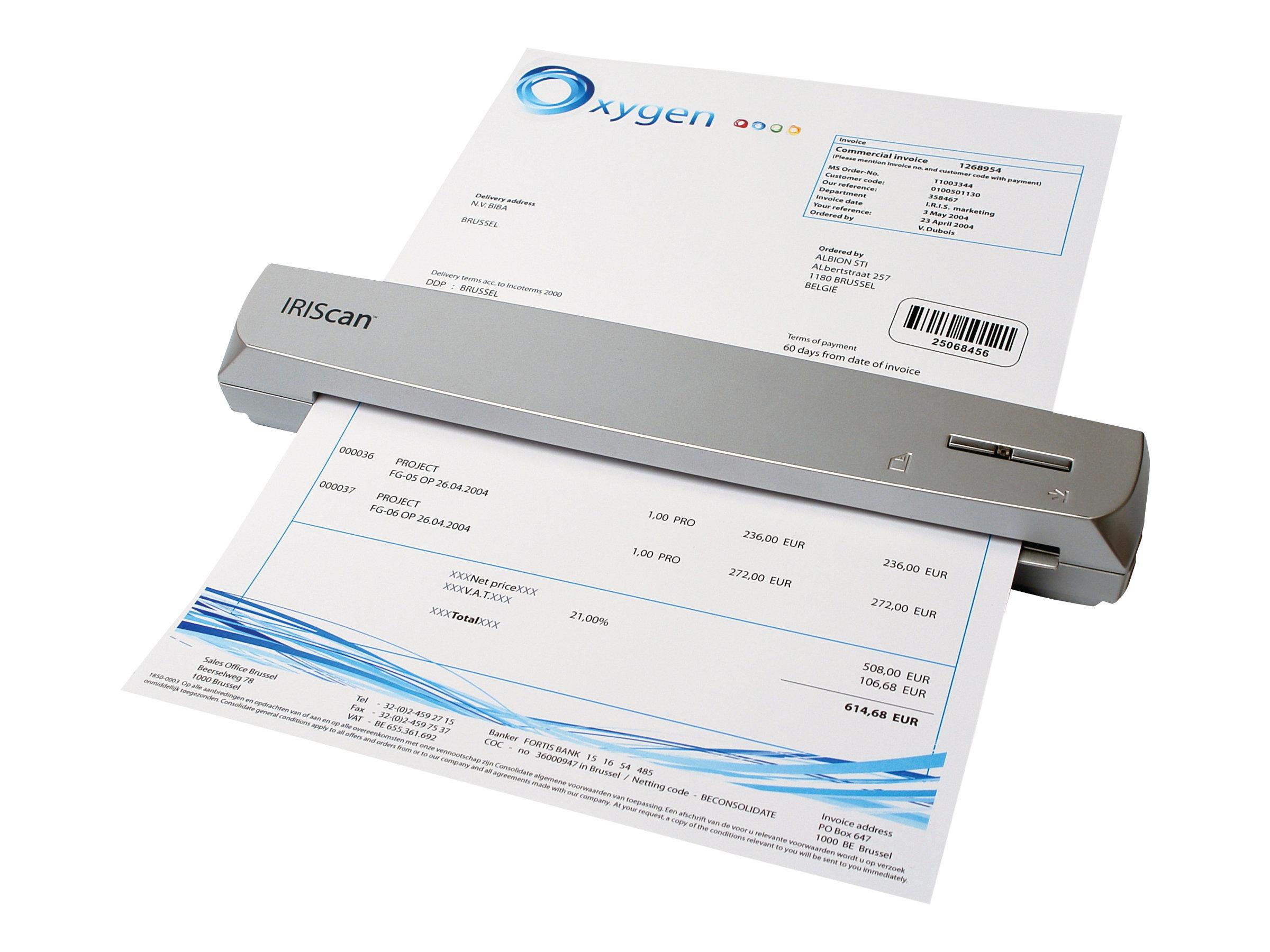 IRIS IRIScan Express 3 - scanner à feuilles