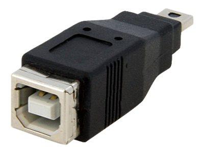 startech.com mini usb to usb b adapter