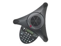 Polycom SoundStation2 EX Konferencetelefon med opkalds-ID