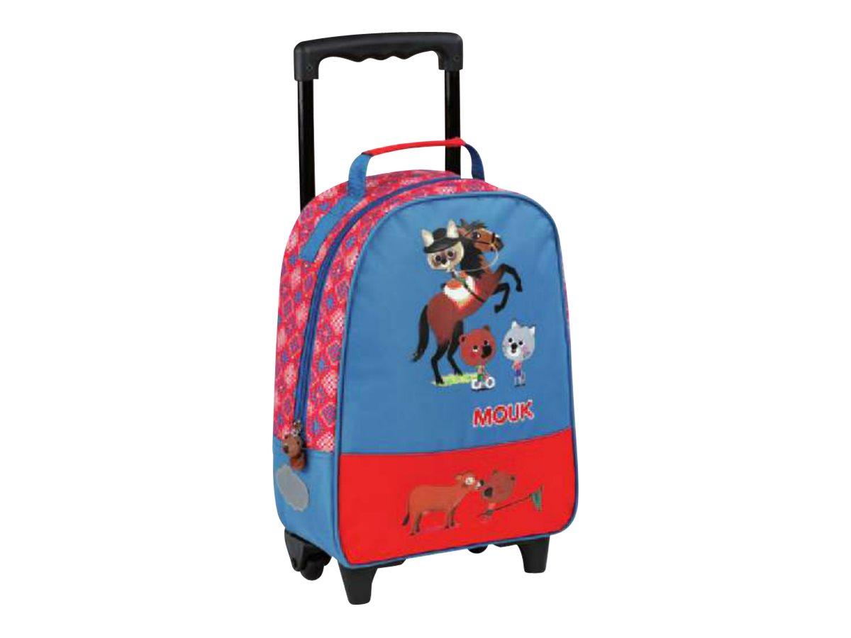 Viquel Mouk - valise à roulette