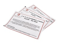 Datamax-O'Neil IQ - 1 - printer cleaning card kit (pack of 25) - for E-Class; H-Class; I-Class; M-Class
