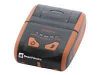 58mm Bluetooth printer, 58mm Bluetooth odolná přenosná tiskárna