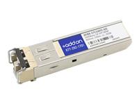 AddOn Avago AFBR-57L5APZ Compatible SFP Transceiver
