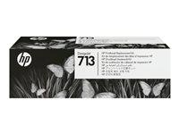 HP 713 - 4-pack - yellow, cyan, magenta, pigmented black