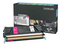 Lexmark, C5240MH, C5240MH, C524, C532, C534 Magenta High Yield R
