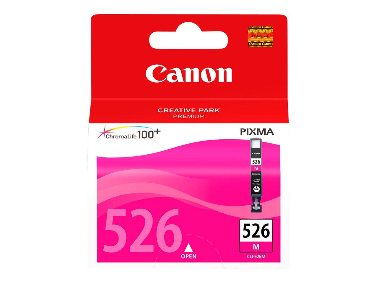 Canon CLI-526M - magenta - originale - réservoir d'encre