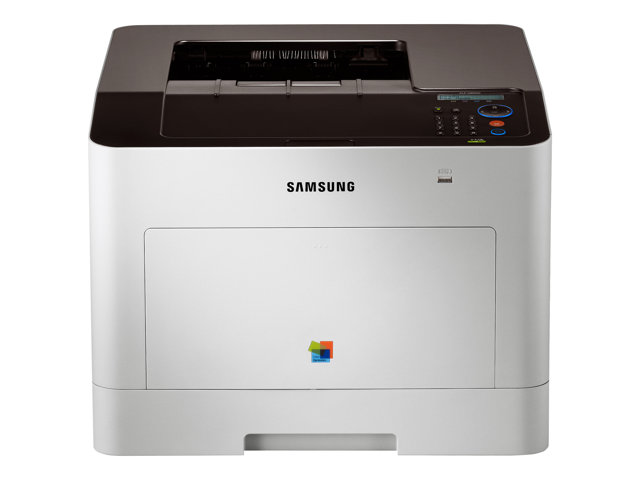 Image of Samsung CLP-680ND - printer - colour - laser