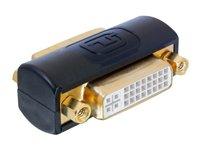 Delock Adapter DVI 24+5pin female/fema, Delock Adapter DVI 24+5p
