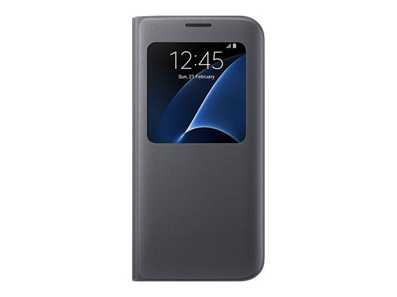 Samsung S View Cover EF-CG935 protection à rabat pour téléphone portable