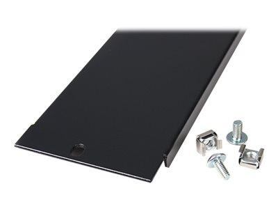 startech.com 2u rack blank panel for 19in server racks and cabinets