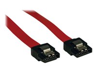 Tripp Lite 39in Serial ATA SATA Latching Signal Cable 7Pin / 7Pin M/M 39