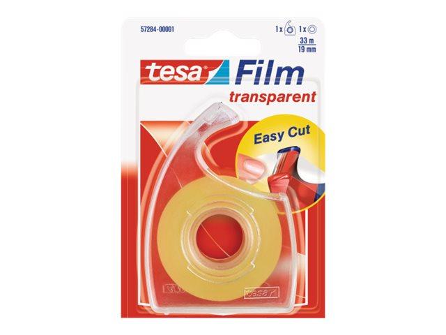 Tesafilm Easy Cut - distributeur avec ruban de bureau