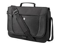 HP Essential Messenger Case - Notebook carrying case - 17.3