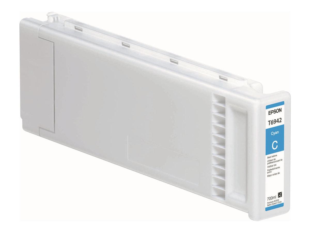 Epson T694200 - cyan - originale - cartouche d'encre