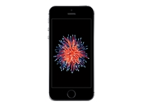 Apple iPhone SE - gris - 4G LTE - 16 Go - CDMA / GSM - smartphone