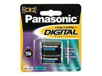 Panasonic Long Lasting for Digital Electronics CR-2PA
