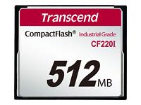 Transcend Cartes Flash TS512MCF220I