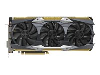 ZOTAC, GeForce GTX 1080 Ti AMP Ext 11GB GDDR5X