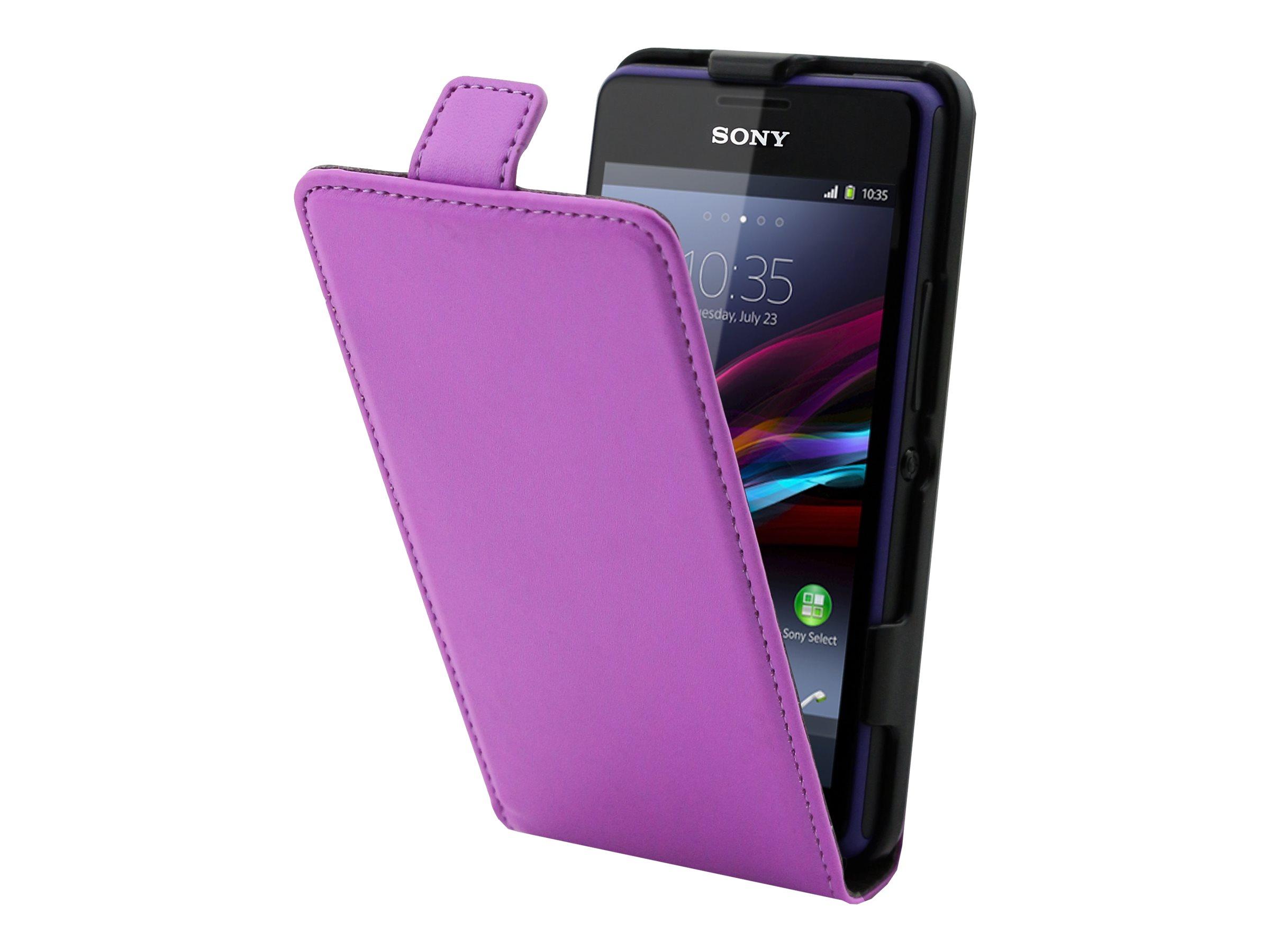 Muvit MFX Slim protection à rabat pour téléphone portable